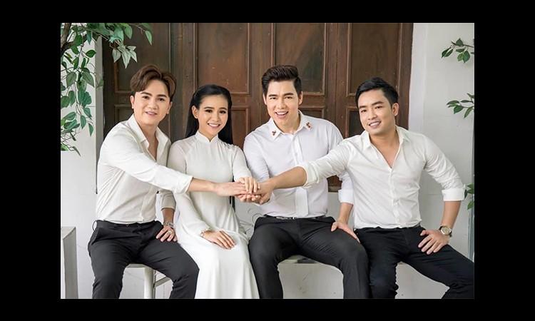Quỳnh Trang ra mắt MV Liên Khúc Gục Ngã Vì Yêu với loạt ca khúc bolero bất hủ