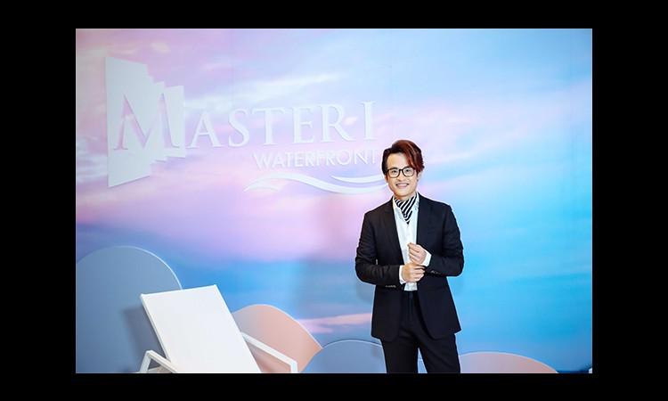 Ca sĩ Hà Anh Tuấn đồng hành các dự án cao cấp của Masterise Homes