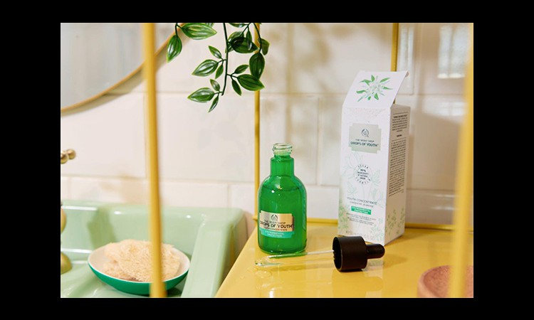 The Body Shop giới thiệu Drops Of Youth™ Youth Concentrate công thức mới