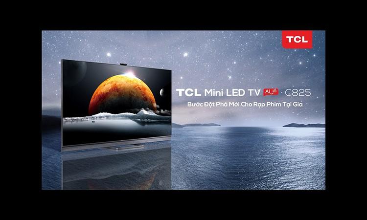 TCL Việt Nam chính thức ra mắt dòng tivi Mini-LED mới nhất 2021 và các sản phẩm AixIoT khác cho ngôi nhà thông minh