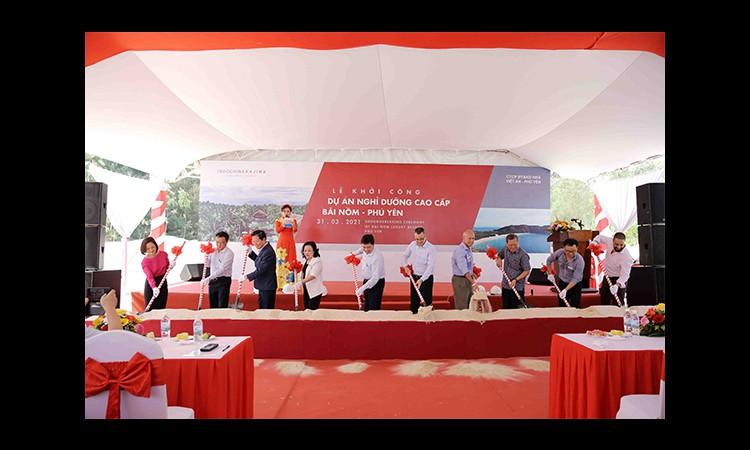 Indochina Kajima – Liên doanh của Indochina Capital đầu tư góp phần thúc đẩy Phú Yên trở thành một điểm đến du lịch toàn cầu
