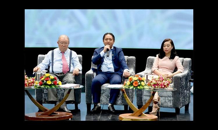 """Tọa đàm """"Đòn bẩy cho logistics nông sản đồng bằng sông Cửu Long"""": Công bố mô hình trung tâm logistics đầu tiên phục vụ xuất khẩu nông sản"""