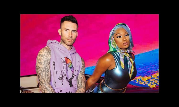 Maroon 5 ra mắt album 'Jordi' vào đầu tháng 6