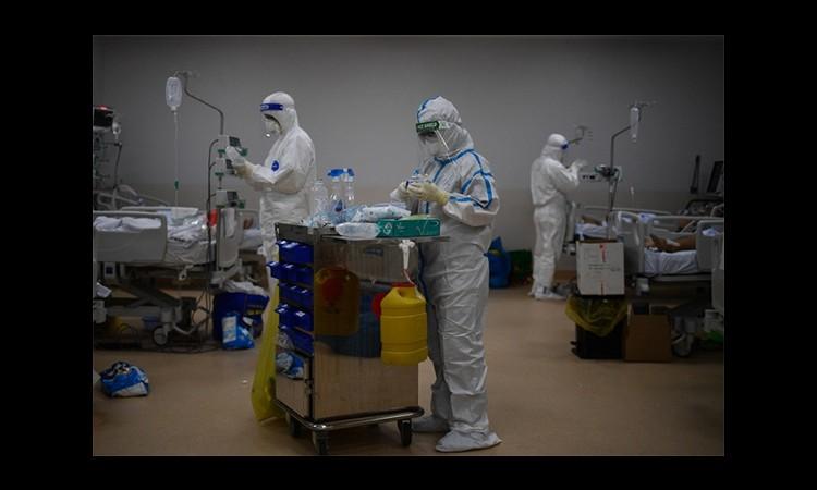 10 tấn thiết bị y tế từ Hà Nội sắp được chuyển vào TP.HCM