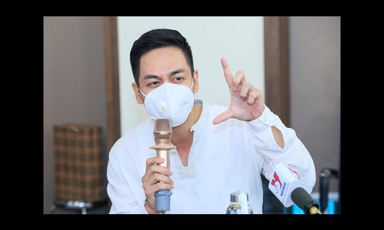"""MC Phan Anh thừa nhận từng """"tham"""" khi làm từ thiện"""