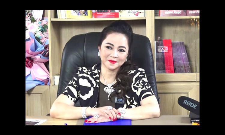 Bộ Công an làm việc với bà Nguyễn Phương Hằng