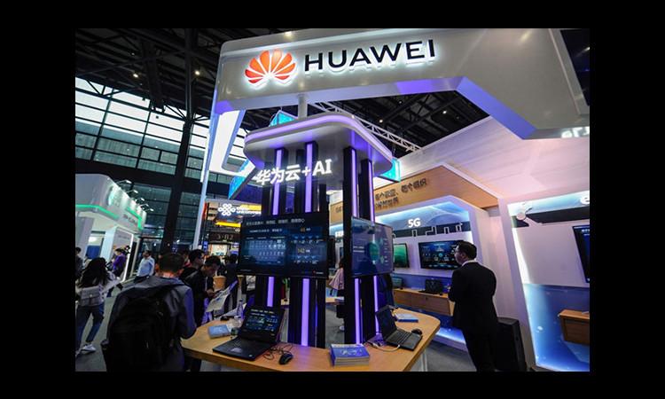 Mỹ yêu cầu đồng minh không dùng thiết bị của Huawei