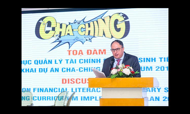 Quỹ Prudence mang kiến thức tài chính Cha-Ching đến hơn 7 ngàn học sinh tiểu học tại Hà Nội