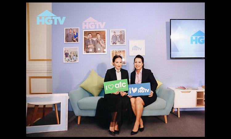 HGTV kênh truyền hình nổi tiếng về phong cách sống ra mắt tại Việt Nam