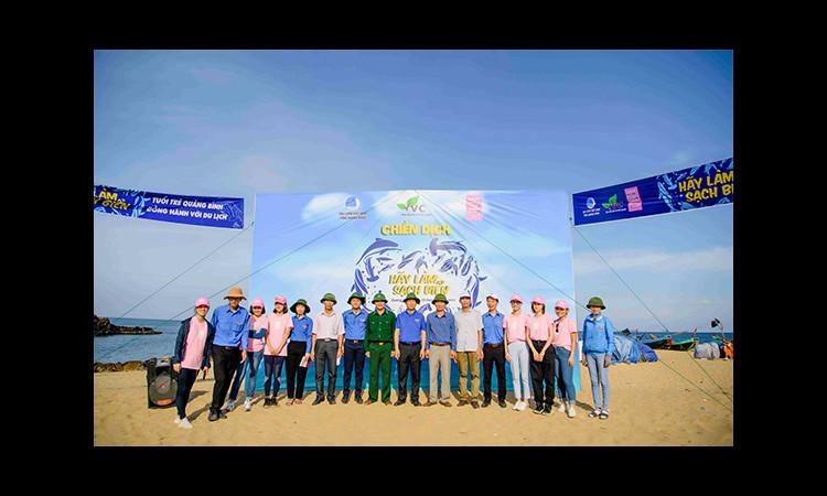 Love Beauty and Planet truyền cảm hứng nâng cao ý thức bảo vệ môi trường thông qua chương trình nhặt rác ở bãi biển