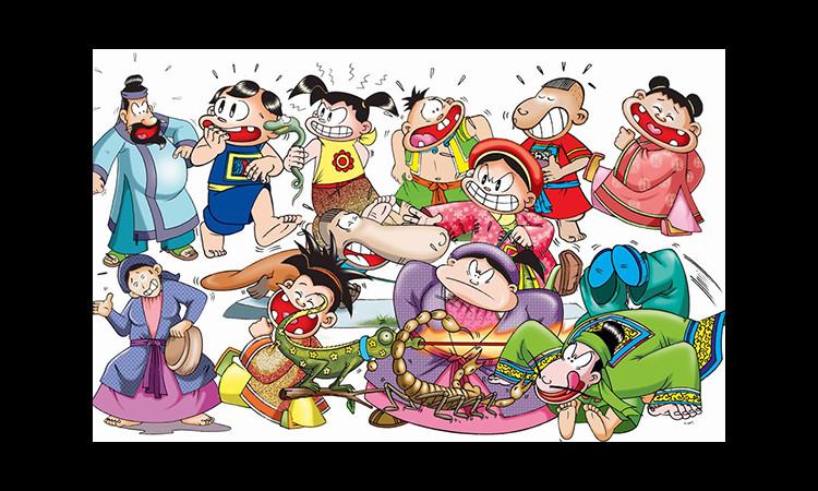 'Thần đồng Đất Việt' giữ kỷ lục phát hành trong truyện tranh Việt Nam