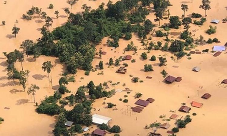 Vỡ đập ở Lào ảnh hưởng thế nào tới đồng bằng sông Cửu Long?