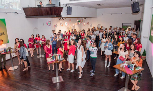 The Body Shop kỷ niệm cột mốc 10 năm có mặt tại Việt Nam