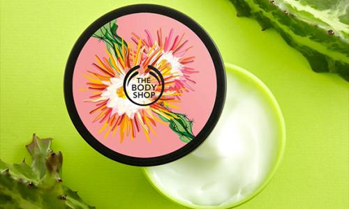 The Body Shop ra mắt dòng sản phẩm chăm dưỡng cơ thể phiên bản giới hạn mới Cactus Blossom