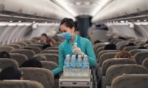 Nữ tiếp viên hàng không chuyến bay VN0054 là ca bệnh mới nhất mắc Covid-19