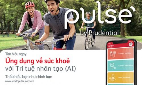 Ứng dụng Pulse by Prudential – Giải pháp quản lý sức khỏe toàn diện cho người dùng