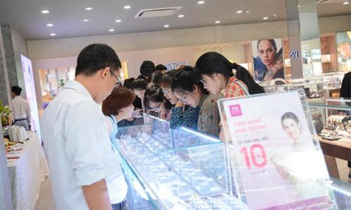 PNJ khai trương thêm 9 cửa hàng mới trong 1 ngày