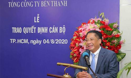 Chủ tịch HĐQT BenThanh Tourist kiêm thêm chức vụ mới