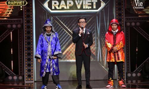 Binz lên tiếng sau khi bị chê nhạt ở vòng Đối đầu Rap Việt