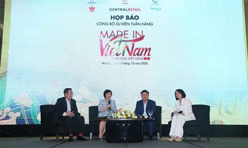 """Việt Nam lần đầu tiên tổ chức sự kiện Made in Vietnam - Tinh hoa Việt Nam"""""""