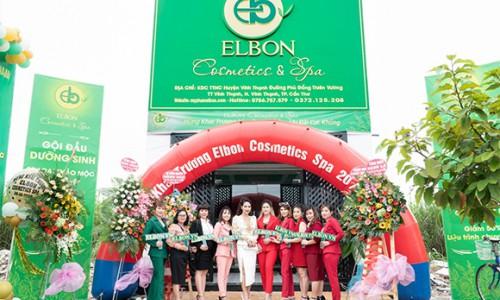 Chính thức khai trương Elbon Cosmetics Spa Vĩnh Thạnh Cần Thơ – Trụ sở đầu tiên trong chuỗi Spa công nghệ hiện đại, chất lượng chuẩn y khoa