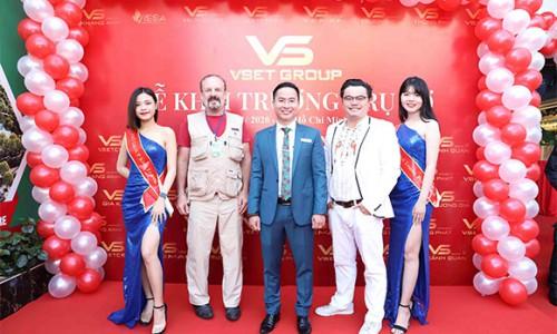 VsetGroup ra mắt hai thương hiệu mới
