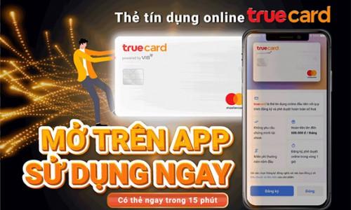TrueMoney Việt Nam bắt tay VIB ra mắt thẻ tín dụng mở trực tuyến 100% – TrueCard