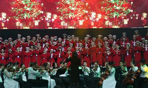 Chương trình Quà tặng Giáng sinh 2020 – Ánh sáng Tình yêu: Bữa tiệc âm nhạc đầy xúc cảm và yêu thương