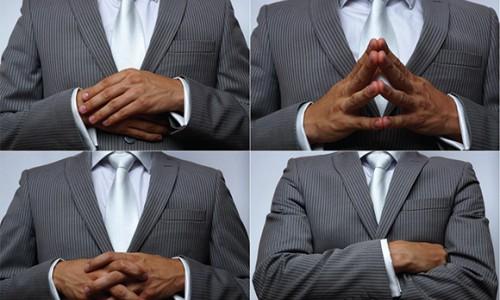 """Cách giao tiếp bằng cử chỉ tay – """"ngôn ngữ"""" thay cho lời nói"""