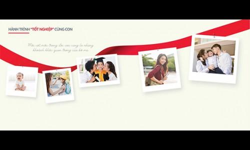 """Sản phẩm giáo dục """"Pru-Hành Trang Trưởng Thành"""": Giải pháp tài chính toàn diện giúp bố mẹ xây dựng quỹ học vấn đảm bảo cho con yêu một tương lai tươi sáng"""