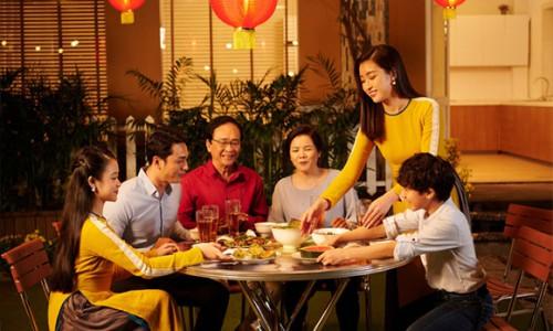 Người tiêu dùng Việt chọn nội ngoại thất Qui Phúc cho một năm mới đủ đầy
