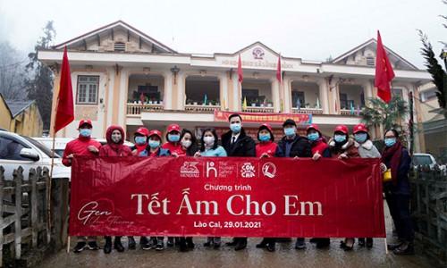 Generali Việt Nam hỗ trợ 300 em nhỏ Tây Bắc có hoàn cảnh khó khăn và tổ chức hiến máu nhân đạo trước thềm Tết Nguyên đán 2021