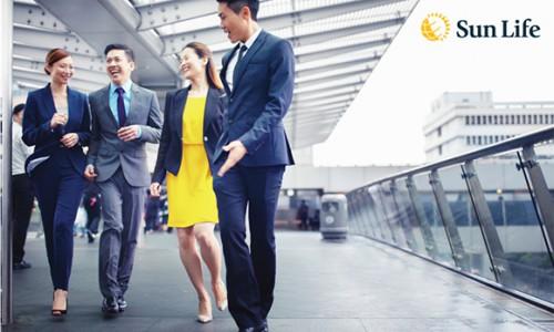 """Sun Life Việt Nam ra mắt sản phẩm bảo hiểm hưu trí mới """"SUN – Trọn Đời Bình An"""""""