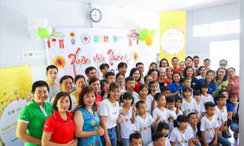 Thành viên Độc lập và Nhân viên Herbalife Việt Nam tổ chức Chương trình Xuân Yêu Thương cho trẻ em tại các Trung tâm Casa Herbalife Nutrition