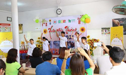 Herbalife Việt Nam tổ chức chương trình Xuân Yêu Thương cho trẻ em tại các trung tâm Casa Herbalife Nutrition