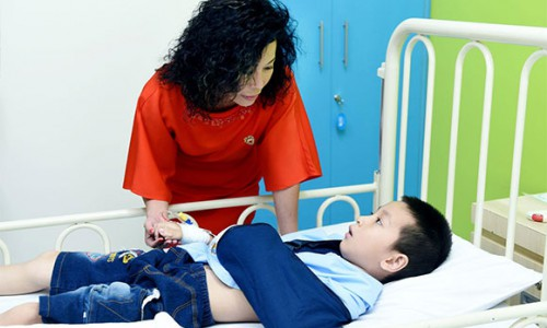 Quỹ Nâng Bước Tuổi Thơ của Bệnh viện FV: Mang y tế quốc tế đến cho bệnh nhi nghèo