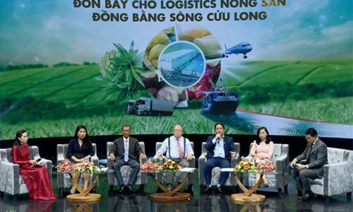 Đồng bằng sông Cửu Long công bố mô hình trung tâm logistics đầu tiên phục vụ xuất khẩu nông sản