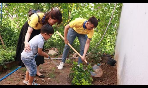 Chuỗi hoạt động ý nghĩa PNJ dành tặng cho trung tâm giáo dục đặc biệt trẻ tự kỷ