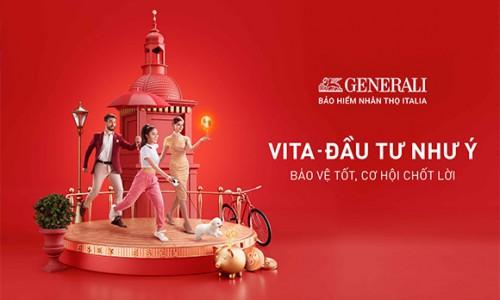 """Generali Việt Nam chính thức ra mắt sản phẩm đặc biệt """"VITA – Đầu Tư Như Ý"""""""