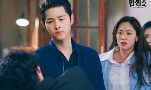 Song Joong Ki xin lỗi vì cảnh quảng cáo đồ ăn Trung Quốc trong phim