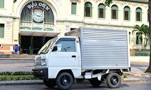 Chọn mua xe tải chở hàng chỉ từ 50 triệu, thu nhập dễ dàng hơn 1 triệu mỗi ngày