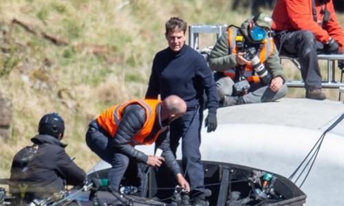 Phim trường 'Mission: Impossible 7' bị đột nhập