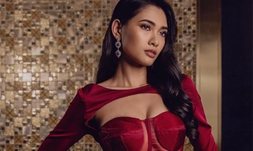Hoa hậu Myanmar từng phẫu thuật cắt khối u ở ngực