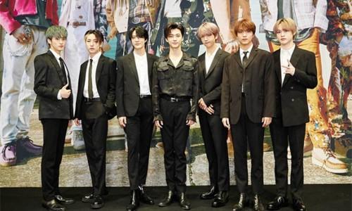 NCT Dream đạt thành tích 1,7 triệu bản album được đặt trước