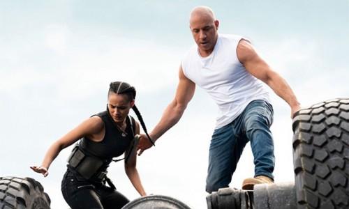 Tổng doanh thu loạt 'Fast & Furious' cán mốc 6 tỷ USD