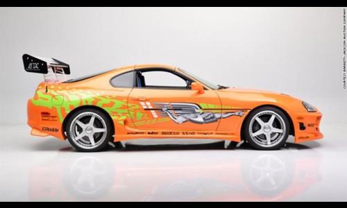 Ôtô Paul Walker sử dụng trong 'Fast & Furious' được đấu giá