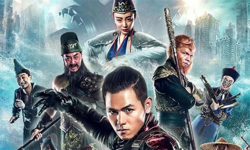 Phim siêu anh hùng của Trung Quốc bị chê thảm họa