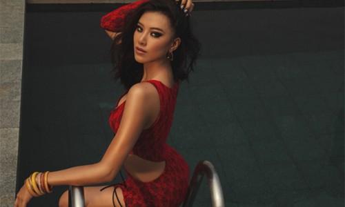 Kim Duyên: 'Tôi có 7 tháng chuẩn bị để thi Hoa hậu Hoàn vũ'