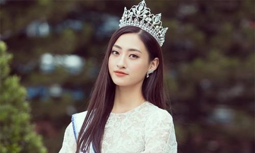 Hoa hậu Lương Thùy Linh đính chính về chiều cao