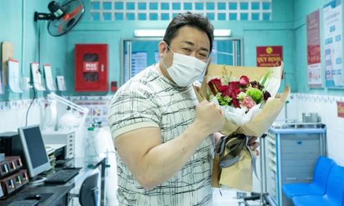 Cảnh bệnh viện Việt Nam xuất hiện trong phim của Ma Dong Seok